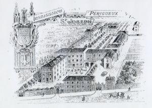 etablissement saint joseph historique XIX
