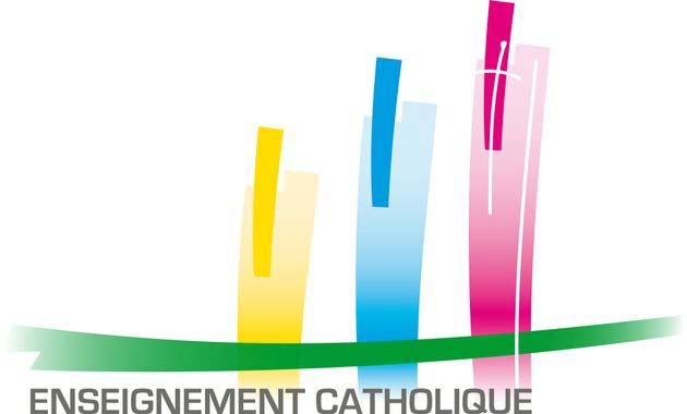 logo enseignement catholique